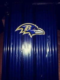 NFL Baltimore Raven colored straw sealed package Gaithersburg, 20877