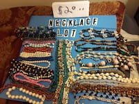 STYLISH NECKLACE LOT