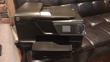 HP Officejet Pro Printer 8600 All In One Printer