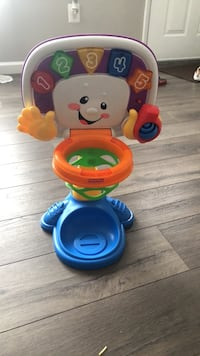 Fisher-Price Laugh and Learn Learning Basketball Activity Center Montgomery Village, 20886