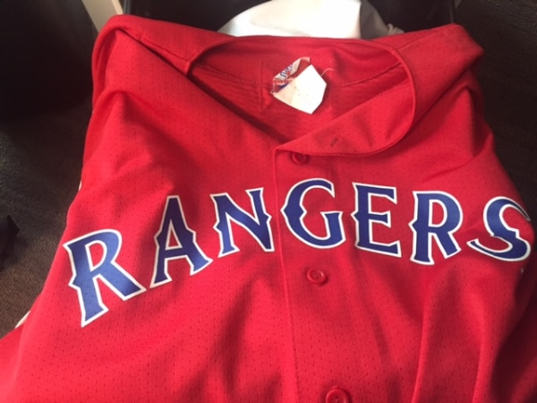 1a7f08a69aa Used Texas Rangers Pudge Rodriguez Jersey for sale in Weston - letgo