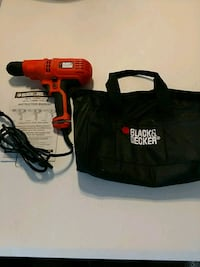Black and Decker  Drill Roswell, 88203