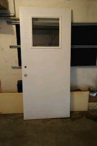 Home Steel Entry Door