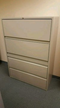 5 drawer two-door filing cabinet JUST $149
