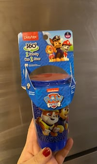 New Paw Patrol spoutless cup
