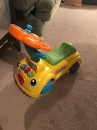 Kids toys ride on