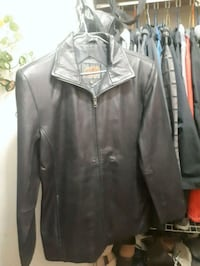 Size Med. Mint condition Leather Coat Lethbridge, T1J 0M6