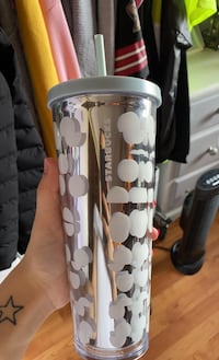 NEW STARBUCKS SUMMER VENTI TUMBLER CUP
