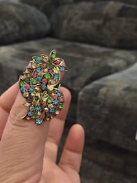 Multicolored gemstone encrusted accessory Vancouver, V5X 1C3