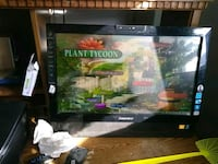 black and gray flat screen TV Plymouth, 06786