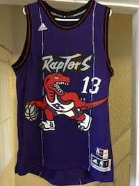 Raptors JYD throwback jersey! Toronto, M4L 3B7