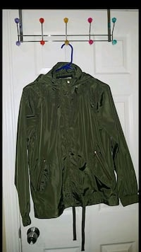 Women's Olive green jacket Sacramento, 95824