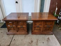 Drexel Talavera Tables / End tables / Nightstands
