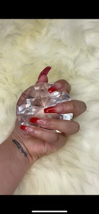 ACRYLIC  NAILS Mississauga