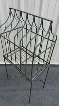"METAL ""BIRDCAGE"" PLANT STAND Fort Mill, 29707"