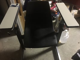 Chair - Arms height adjustable Medical