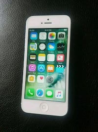 silver iPhone 5s with case Grande Prairie, T8V 7N1