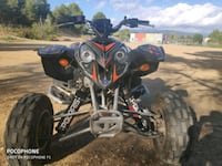 2004 polaris predator Troy lee 500