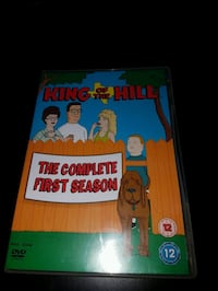 King of the hill Season 1 DVD Guildford, 2161