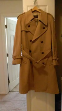 Men's camel coat by Zero King Swampscott, 01907