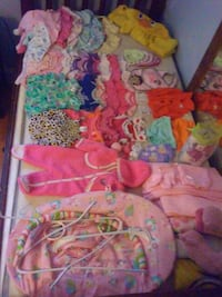 Baby Girl Clothes and Rocker  Norwalk, 90650