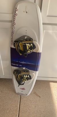 Liquid Force Wakeboard 137 with bindings. Used a few times. Mission Viejo, 92692
