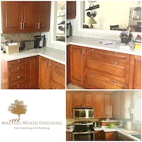 KITCHEN REFINISHING EXPERTS! Call Today:  [PHONE NUMBER HIDDEN] Toronto