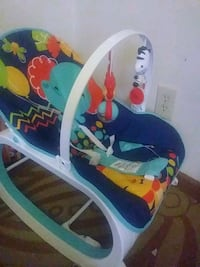 baby's rocking chair with vibrator 298 mi