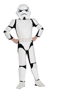 Rubies Star Wars Rebels Deluxe Imperial Stormtrooper Costume, Child Large  Markham