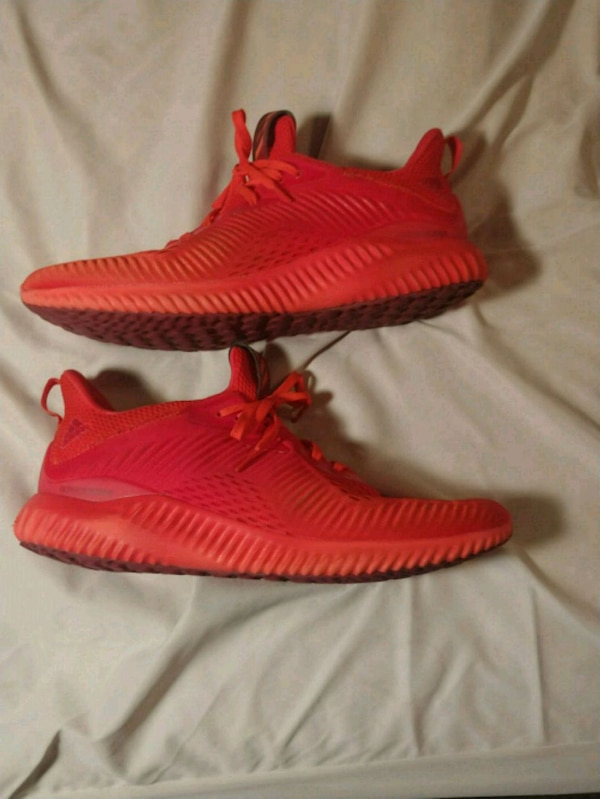 1812e8df2 Used pair of red Adidas Yeezy Boost 350 for sale in Sachse - letgo
