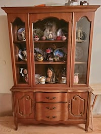 2 piece cabinet for sale. Contents not included.  Edison, 08817