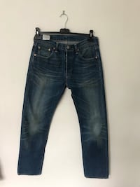 Levis 501 Button fly