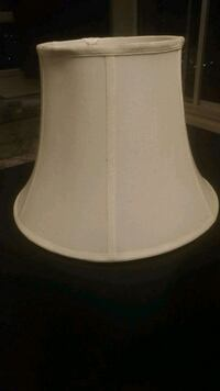 white and gray table lamp Surrey, V3T 0L5