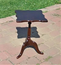 Just Reduced!!! Unusual Folding top side table