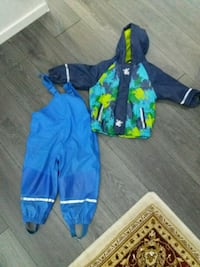 Rain jacket Gothenburg, 422 48