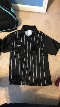 Official sports Referee Jersey Small