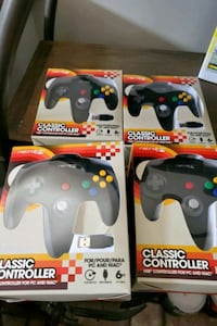 classic controller for PC and Mac Washington, 20002