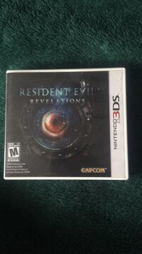 Resedent evil revelations for nintendo 3DS St Albert, T8N 6E8