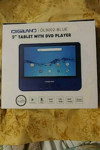 Digiland 32gb tablet with DVD player Keizer, 97303