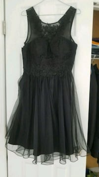 Black cocktail dress size M Woodbridge, 22192