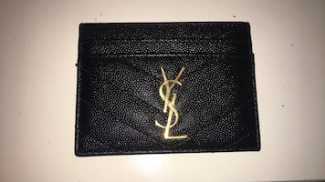 Authentic Yve Saint Laurent (YSL) - Card holder