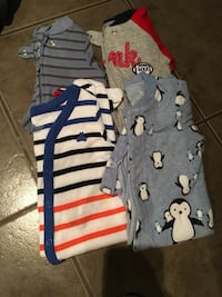 Baby's assorted-color onesie lot Brampton, L7A 2B2