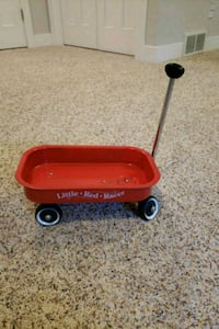 Doll sized Radio Flyer wagon Grand Haven, 49417