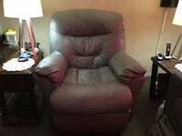 Faux Leather Rocker Recliner  St. Clair, N0N 1G0