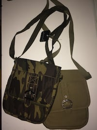 2 new small crossbody bags / purses  Châteauguay, J6J 5H9