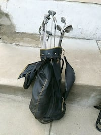 black and gray golf bag Millvale, 15209