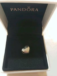 Pandora big smooth heart charm  Nobleton, L0G 1N0