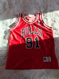 Retro forma basketbol Chicago bulls