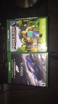 Xbox one minecraft game case Barrie, L4N