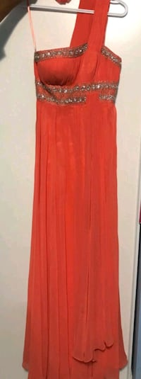 Orange gown dress Brampton, L6R 3P4